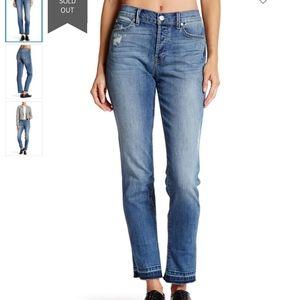 Level 99 Morgan Slouchy Straight Leg Jeans- Sicil